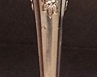 Very Ornate, Trumpet Shaped Bud Vase