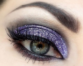 AMETHYST Cosmetic Glitter for Makeup, Eye Shadow, Lips, Nail Polish, Body Shimmer & Hair Sparkle (B002)