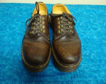 Vintage Dr Martens Oxfords Size 10