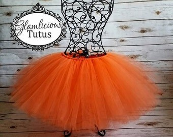 Solid color tutu | tutu | Halloween costume| Newborn- Adult plus size listing