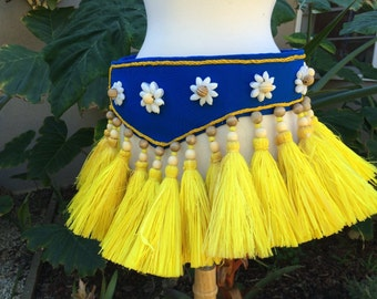 Tassel hip belt
