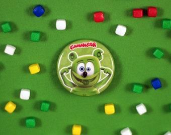 Gummibär (The Gummy Bear) Crazy Button