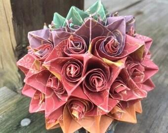 Tinted Classic: Origami Pieces