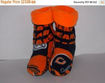 On Sale Chicago Bears Slippers - Child