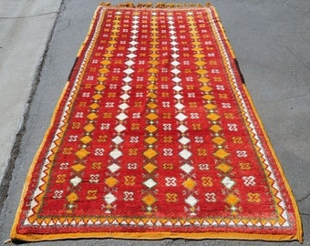 Moroccan Berber Tribal Rug -- 10 ft. by 5 ft.