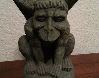 Winged Gargoyle Figurine