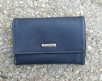 Esprit Navy Blue Medium Wallet