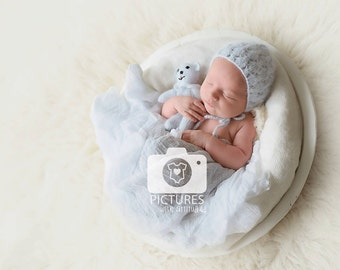 Newborn props - Newborn set – Baby props – Newborn boy – Photo props – Baby boy set – Newborn hat – Newborn bear – Baby boy props - Bear set