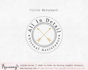Add on: Circle Watermark, Circle Stamp, Stamp Watermark, Photography Logo, Boutique Logo, Custom Logo,  Circle Logo, Business Logo