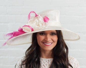 Kentucky Derby Hat Fascinator - BR2016-040