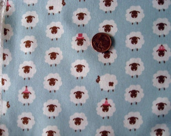 """Sheep with funny hat - FQ x 1 ( 18"""" x 20"""")"""