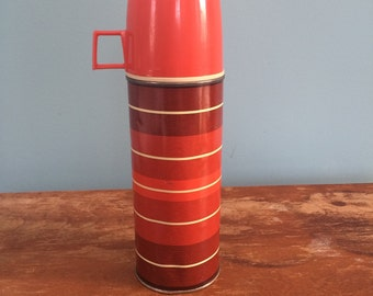 Vintage Thermos Brand Bottle