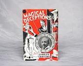 Magic Tricks - Vintage Magic Book - Magical Deceptions - Magician Tricks How To Guide - Magic Trick Instructions - Charles Crayford