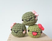 Amigurumi Marimo Moss Balls- Crochet Plush, Amigurumi moss balls, Children's Gift, Stuffed Toy, desk buddy
