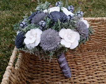 Made to order Sola Flower Bouquet, Wedding bouquet, Alternative bouquet,  Sola bouquet, keepsake bouquet, bridal bouquet