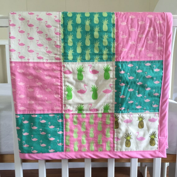 Example of a piecing quilt