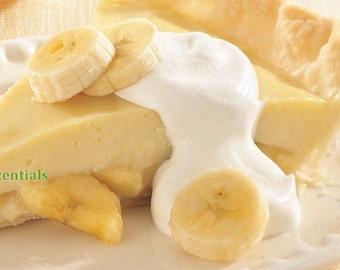 1/2 Ounce Banana Cream Flavor Oil