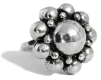 Vintage Ring Silver