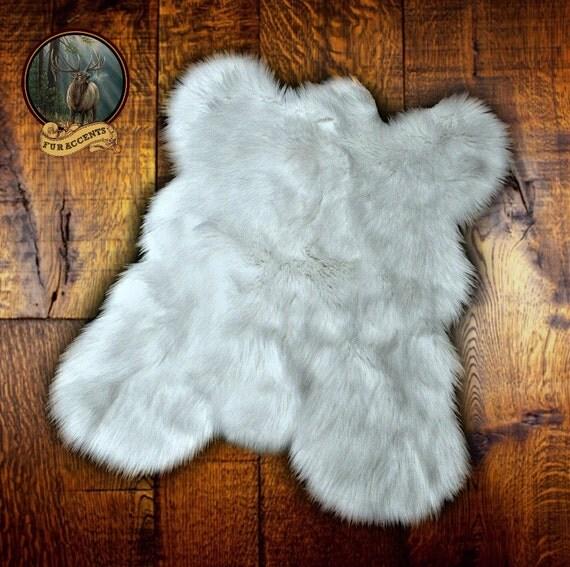 Fake Dog Skin Rug: Clearance Sale Soft Faux Fur Area Rug Shaggy Shag By