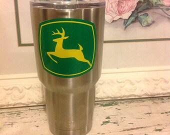 John deer decal
