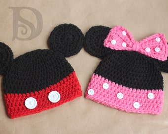 Disney Ear Hat Minnie Mouse