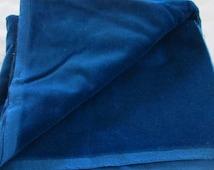 Popular Items For Blue Velvet Fabric On Etsy