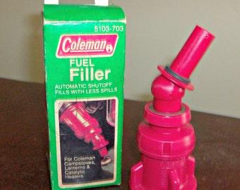 Vintage COLEMAN Fuel Filter