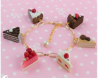 Favorite cakes Bracelet