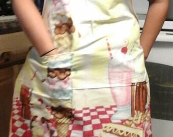 diner apron