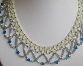 NEW Drop sead bead necklace