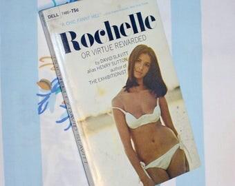 Rochelle, or Virtue Rewarded, 1968, Dell Book