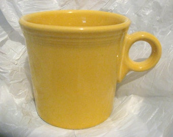 FIESTA SUNFLOWER YELLOW Mug