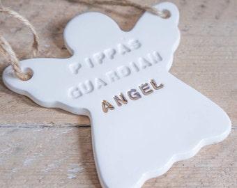 Guardian Angel Keepsake