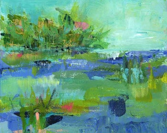 Original Coastal Painting