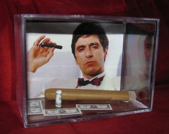 """Scarface the World is Mine Display"""" Only Have 1 """"Brand New"""""""