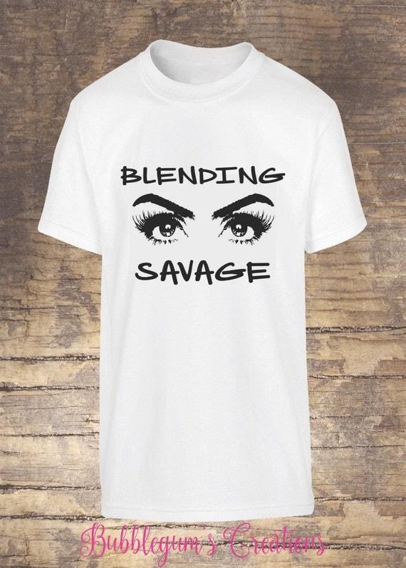 Makeup shirts