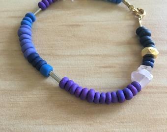 Beaded friendship bracelet 2