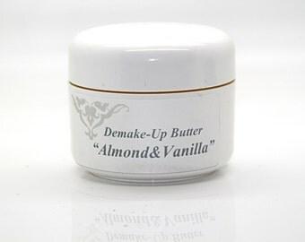 "Demake-up butter ""Almond&Vanilla"""