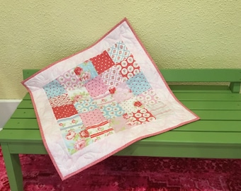Baby quilt***SOLD***