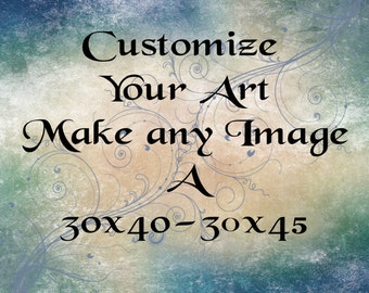 Print Upgrade, 30x40 30x45 Oversized Wall Decor, Large Vertical Wall Home Decor Photo Prints, Macro Photography, Horizontal Photos