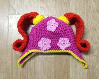 Team Umizoomi Milli Crochet Hat