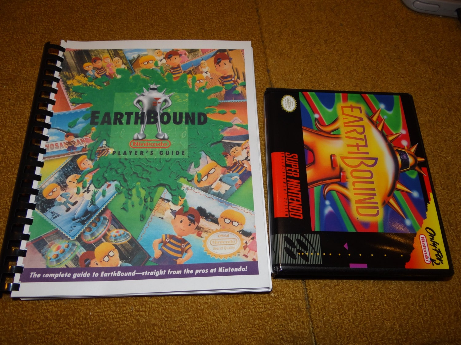 EarthBound FAQs, Walkthroughs, and Guides for Super ...