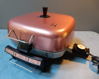 Hoover Electric Fry Pan model 8661
