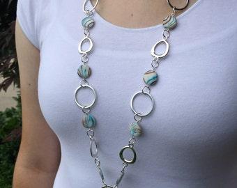 Oceanside Lanyard Necklace