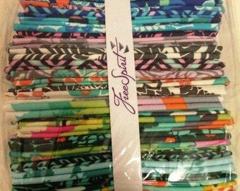 Violette Cotton Fabric 30 Piece Fat Quarter Bundle, by Amy Butler at Free Spirit!