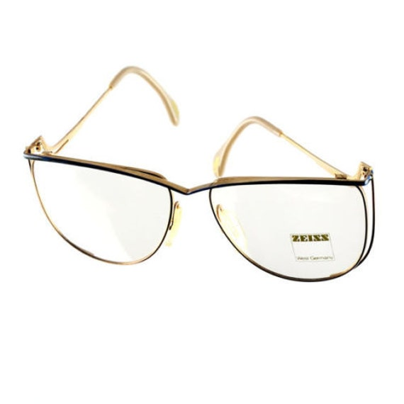 Zeiss Optical Glasses : Zeiss Eyeglasses 6845 EW7 57-15-140 Made in Germany