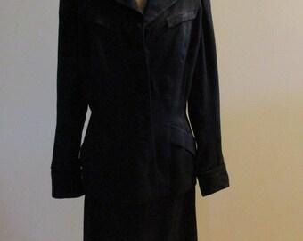 Vintage JOSEPH HORNE  Wool Suit