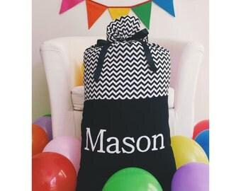 Handmade birthday bag/sack
