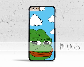 Frog Meme Case Cover for Apple iPod Touch & iPhone 4/4s/5/5s/5c/6/6s/Plus/SE