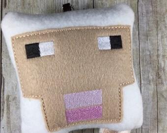 Square Sheep Plush